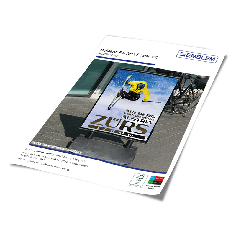 Solvent Perfect Poster 150