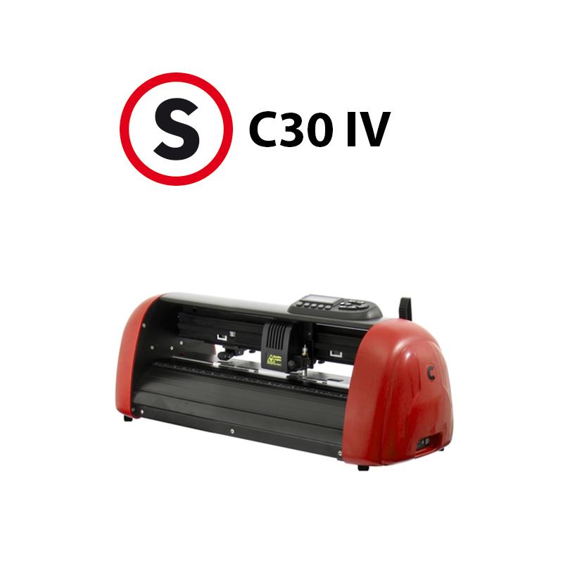 Secabo C30IV Schneideplotter mit LAPOS²