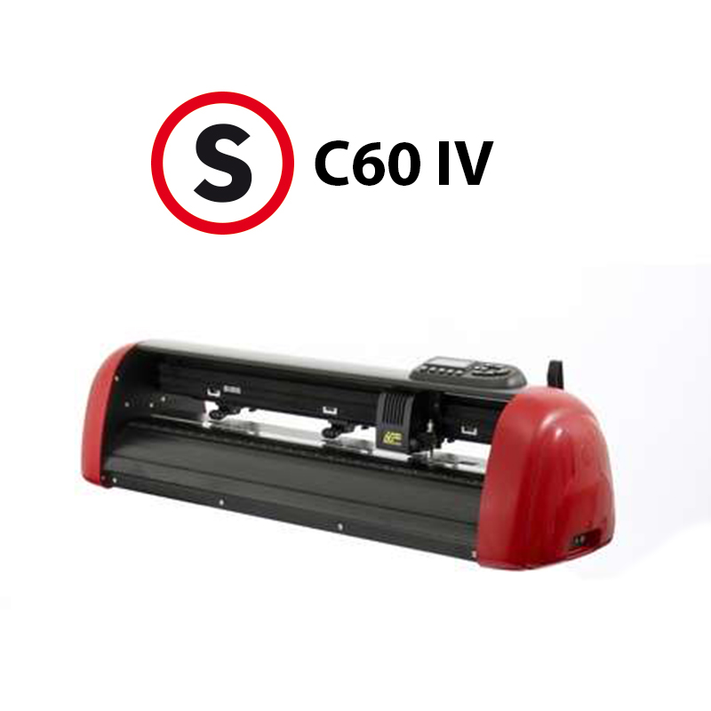 Secabo C60IV Schneideplotter mit LAPOS²