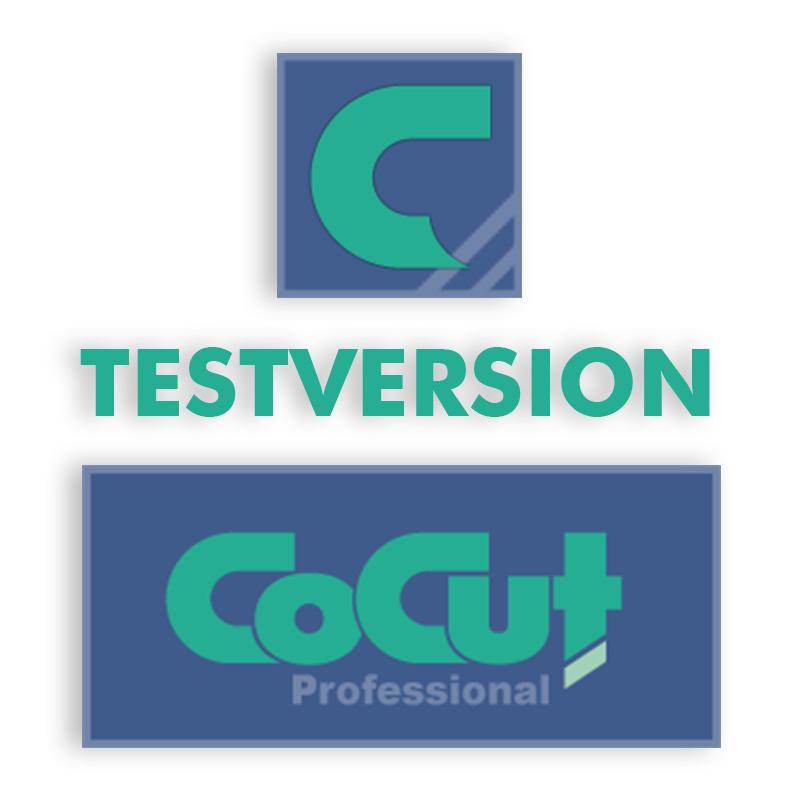 CoCut Professional - Testversion