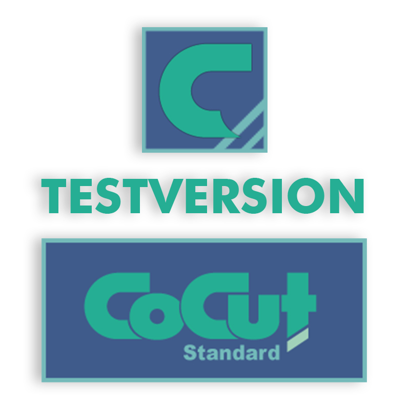 CoCut Standard - Testversion