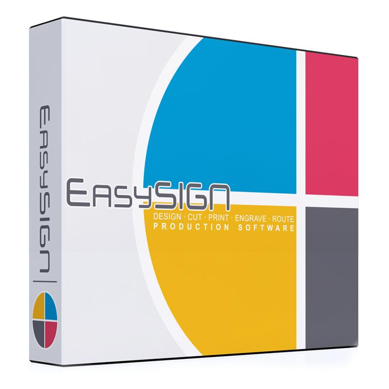 EasySIGN 30-Tage Testversion - Schneide- und Gestaltungssoftware