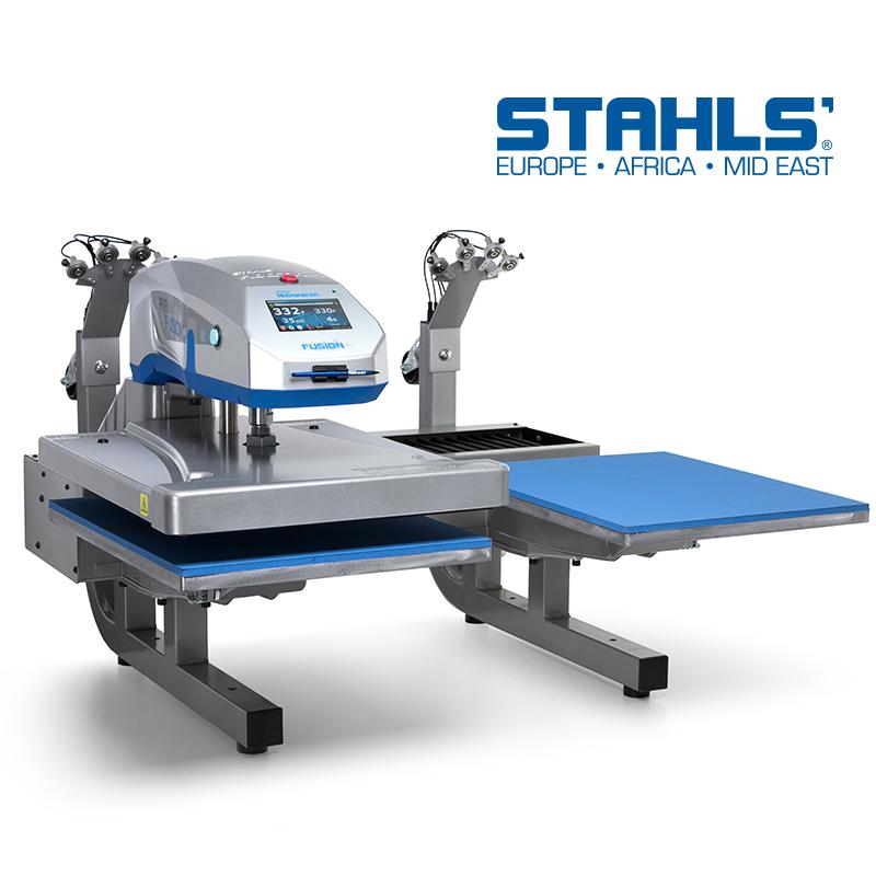 STAHLS® Hotronix® Dual Air Fusion IQ™ Transferpresse inkl. Laser (40cm x 50cm)